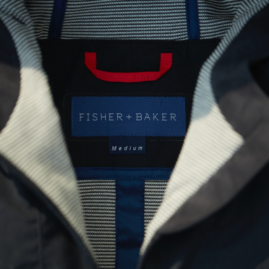Fisher + Baker Anorak