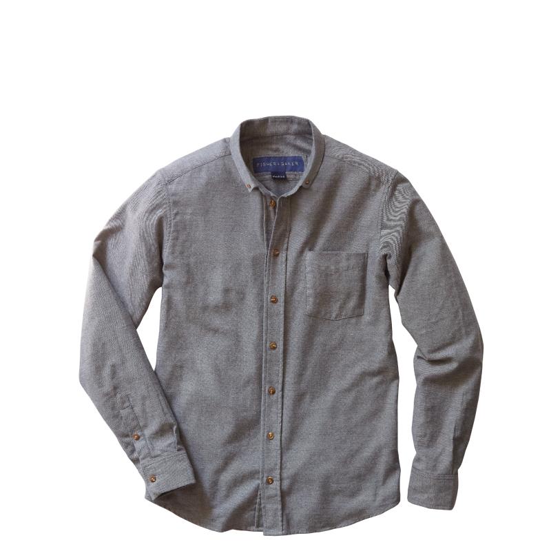 Fisher + Baker Flannel Shirt