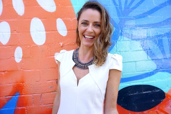 Kirsty Carr , Breakthrough Strategist, Master of Creative Development, and Intuitive Coach