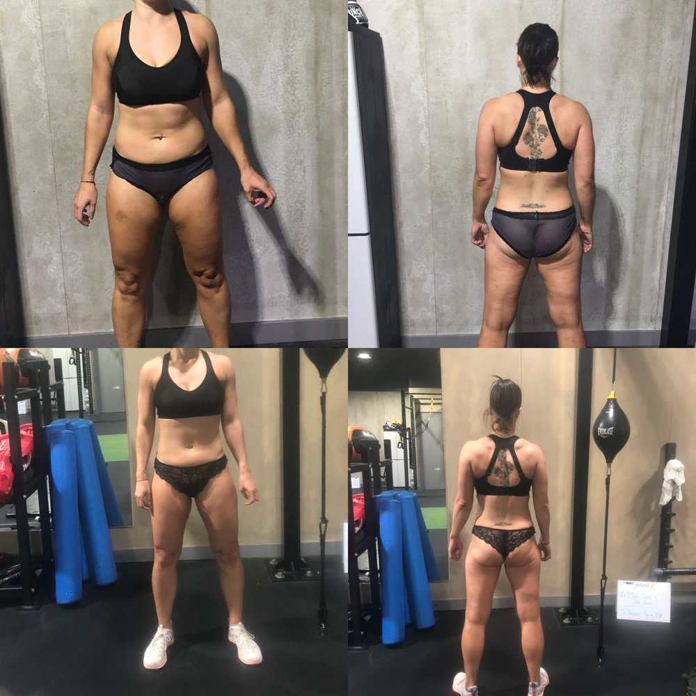 Steph - Trimmed and toned