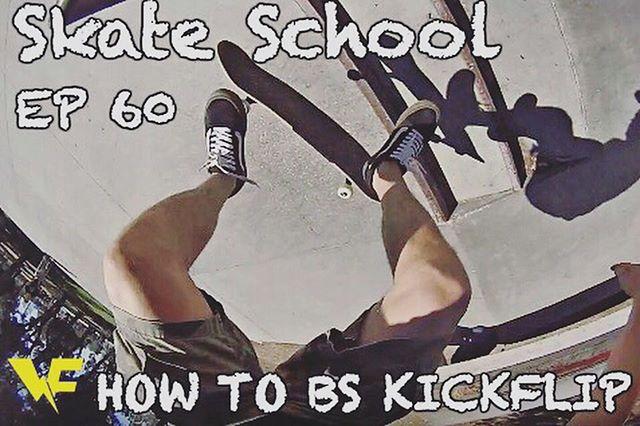 #SkateSchool Episode #60 How to BS 180 Kickflip @whyelfiles  @creoskateco Whyelfiles.com Youtube.com/whyelfiles . . . #Commercial #LA #California #Skater #Skateboarding #Skateboard  #DowntownLA #Instagram #SkateLife #SkateLessons #Skateboard #WoodlandHills #HowTo #HowToSkate #HowToVideos #SkateLesson #learn #HowTo #SkateLessons #Skateboard #Skate #Learn #Free #FreeLessons #SkateLessons  #HowTo #SkateLife #HowToSkate #HowToBSFlip #SkateTutorials #Tricktips #BSFlipTutorial #BacksideKickflip #HowtoBSFlip