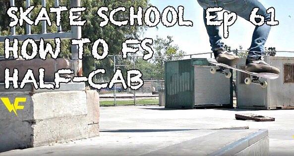 #SkateSchool Episode #61 How to FS Half-Cab @whyelfiles  @creoskateco Whyelfiles.com Youtube.com/whyelfiles . . . #Commercial #LA #California #Skater #Skateboarding #Skateboard  #DowntownLA #Instagram #SkateLife #SkateLessons #Skateboard #WoodlandHills #HowTo #HowToSkate #HowToVideos #SkateLesson #learn #HowTo #SkateLessons #Skateboard #Skate #Learn #Free #FreeLessons #SkateLessons  #HowTo #SkateLife #HowToSkate #HowToFSHalfCab #SkateTutorials #Tricktips #HalfcabTutorial #FSHalfCab #HowtoHalfCab
