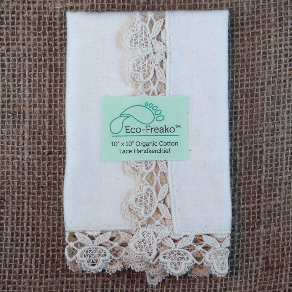 Eco-Freaks Handkerchiefs and Home Products — Sustainability Store