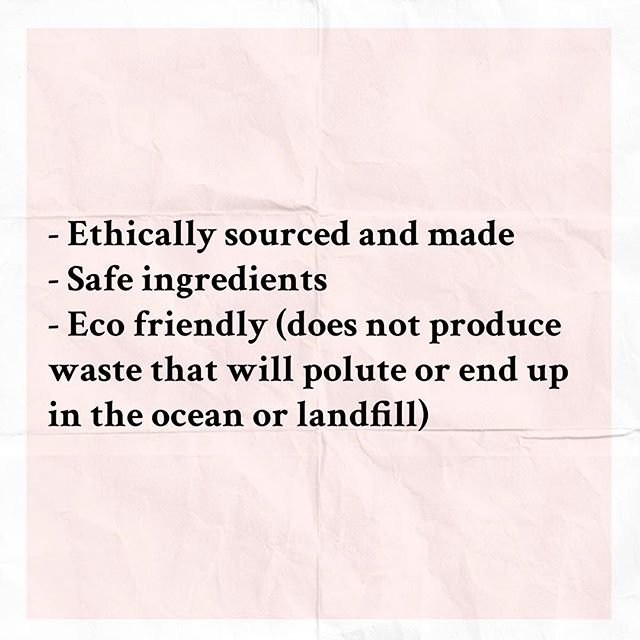 Simple, if it doesn't meet these 3 point then don't buy it. Companies (governments too)will only listen only when they see where you spend your money.#beautyshouldbekind