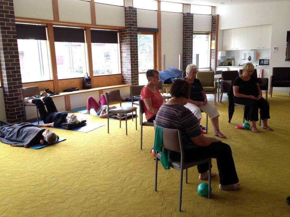 Elders class