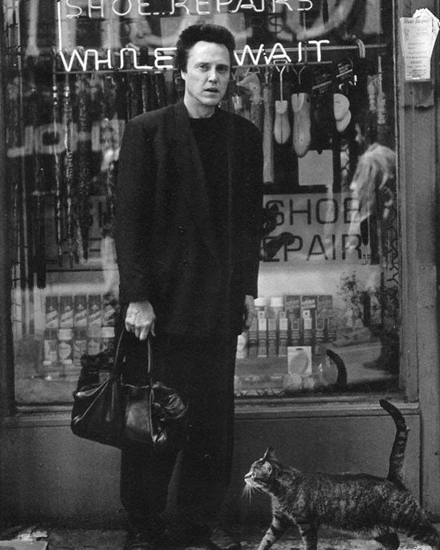 We made it through another week! Hello weekend! . . . . #wildfriendshop #actorsandcats #actorsandpets #christopherwalkenandcat #christopherwalkenandpet