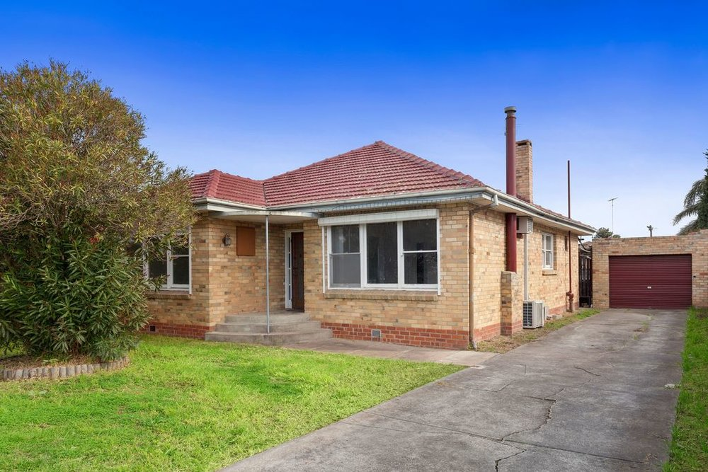 When buying property think potential!   just Sold at auction 18/08/18 - $355000   This four-bedroom, brick home is looking for new owners to value add. The property has been a rental for a substantial period of time but here is your opportunity to either, put your individual stamp on it or update it and put it back in the rental marketplace. Would be a great first home or a wise investment. Good size block of 592m2 approx. Bus stop right out the front. Close to the Separation Street shopping strip or Corio village. Minutes to the ring road, schools and many other services. Central bathroom, laundry & WC, kitchen, dining and lounge. Kitchen, internal laundry, WC, dining and lounge has been opened up. Oversize single garage with workshop, garden shed or small studio space at rear. Put in some hard work and you will be rewarded. Free standing corrugated shed. Very nice rear yard with an excellent fruit bearing lemon tree! Auction Saturday August 18th at 11am Unless sold prior.