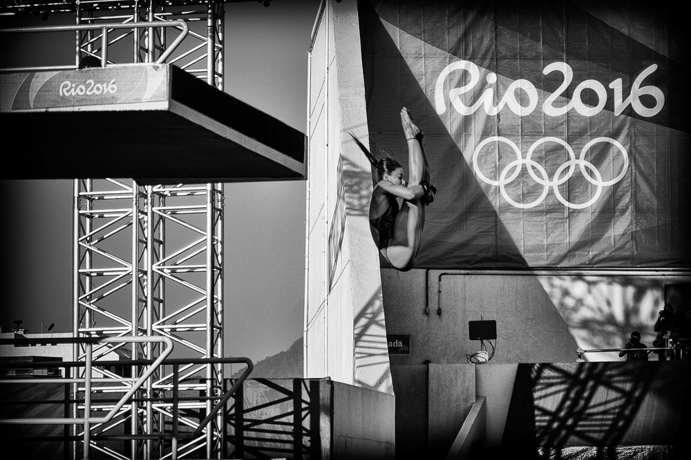 Ben Arnon_Rio Olympics Sports B&W_06.jpg
