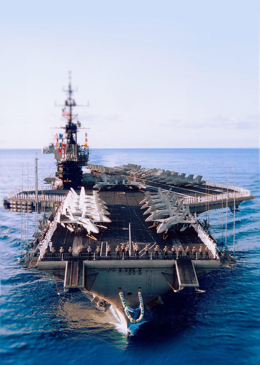 USS Midway Aircraft Carrier®