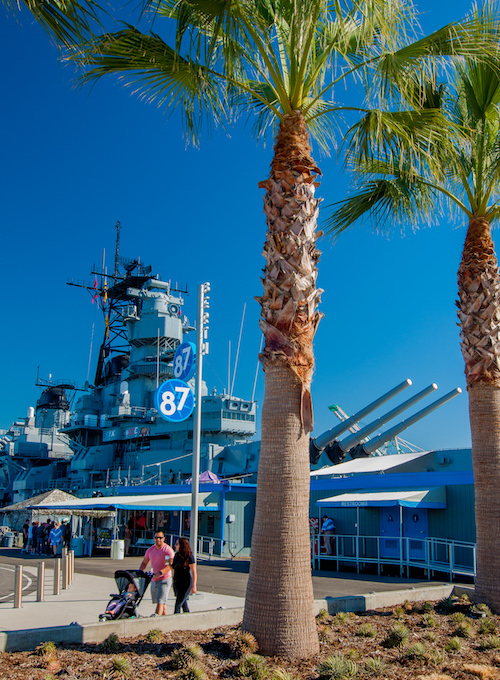 USS Battleship Iowa®