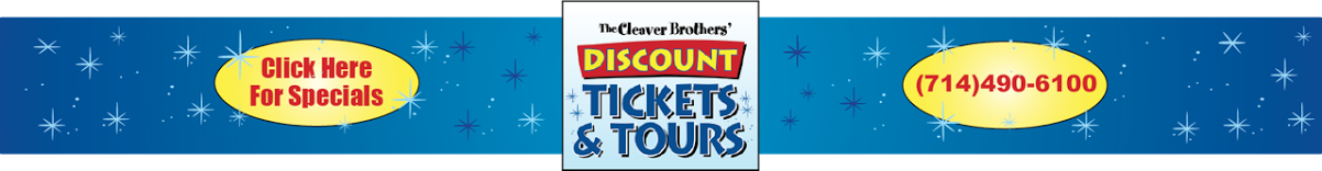 The Cleaver Brothers' Discount Tickets & Tours