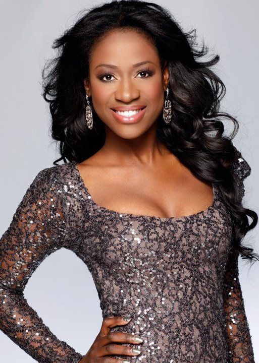 Norna Augustave, Miss Haiti 2013 - Photo Source:  Haiti International Pageants