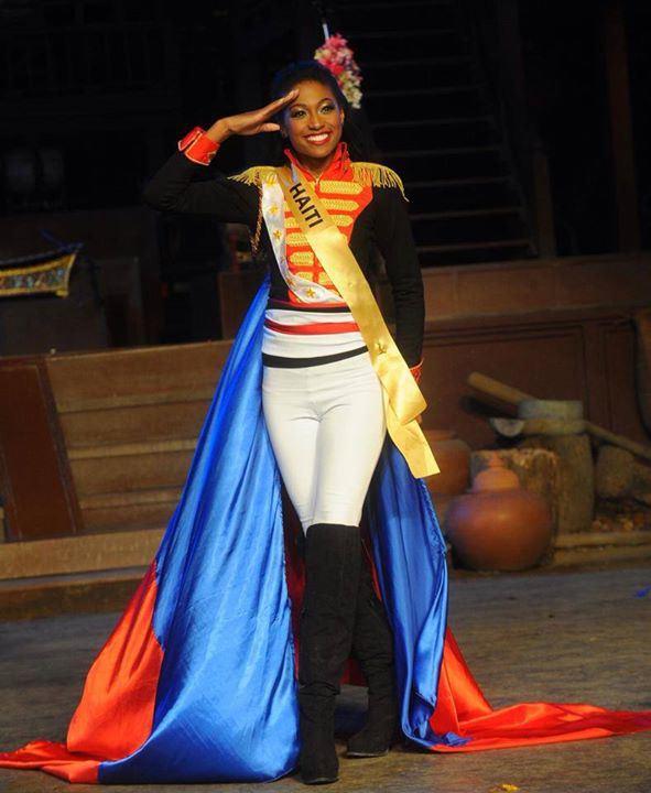 Lisa Drouillard, Miss Grand Haiti 2014