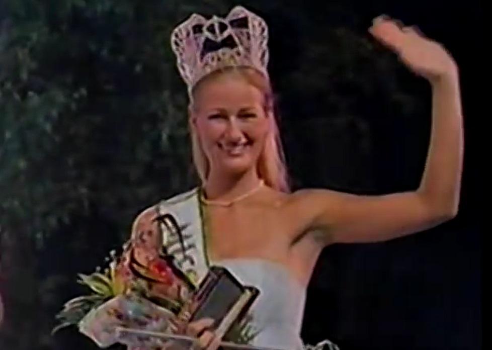 Miss Tè 2001, Catharina Svensson