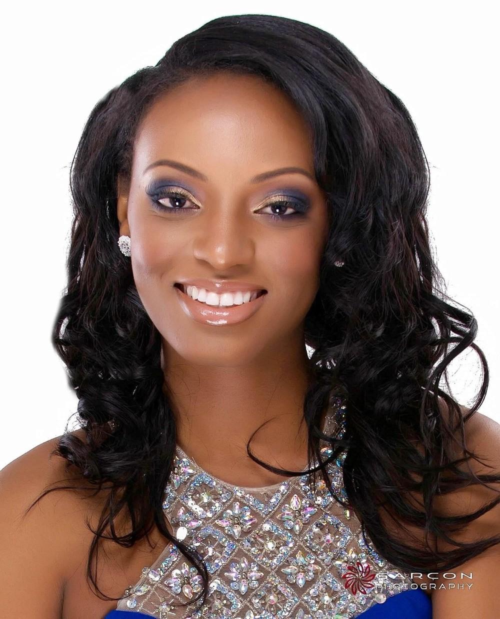 Nupsie-Flore Exantus, Miss Haiti International 2016 - Photo: Garçon Photography