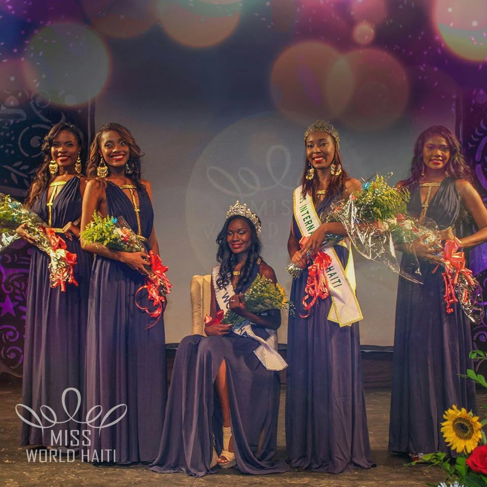 Photo: Miss Haiti Org.