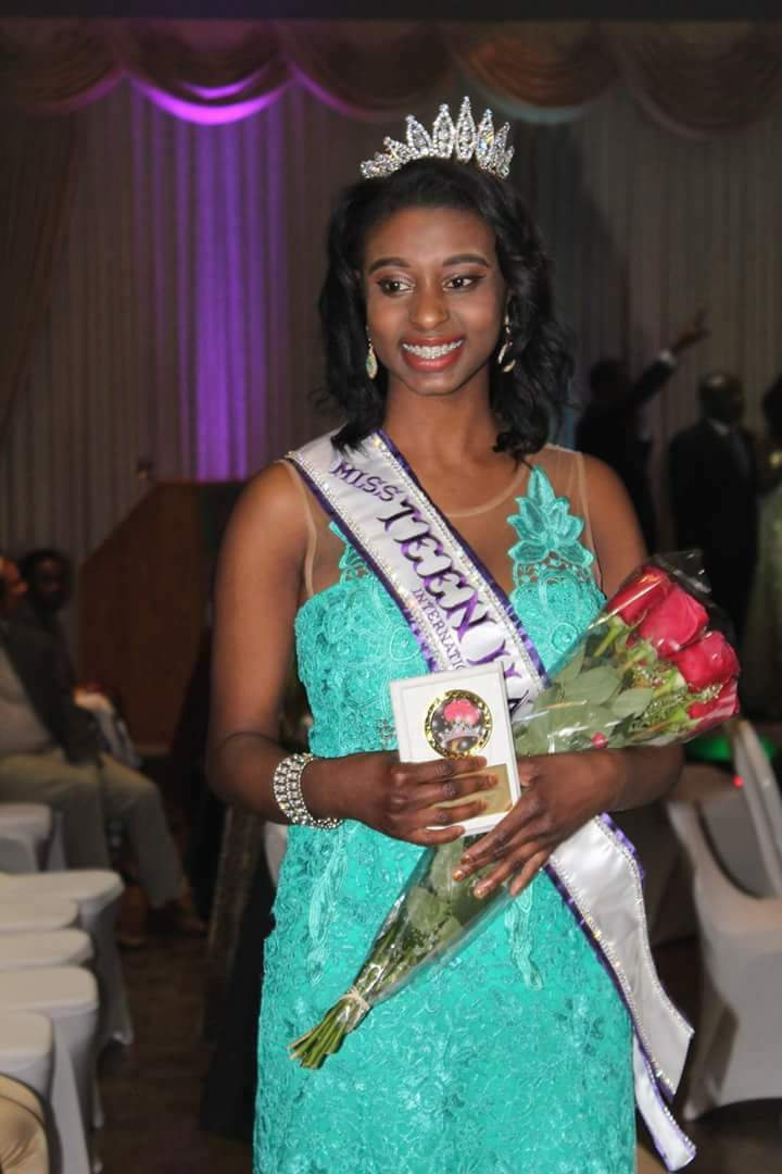 Photo courtesy:  Haiti International Pageants