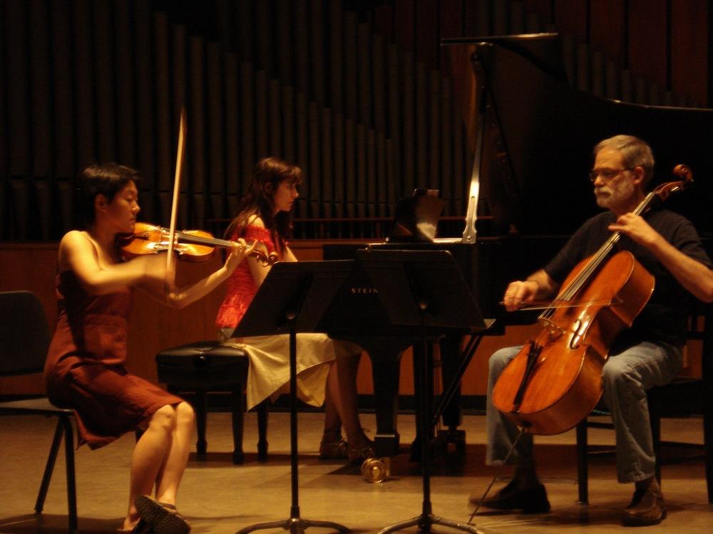 Copy of Arkansas Chamber Music Festival