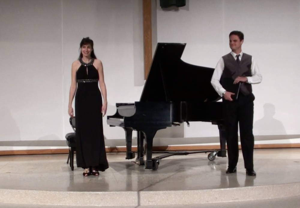 Presbyterian Church recital with Nathaniel Reynolds