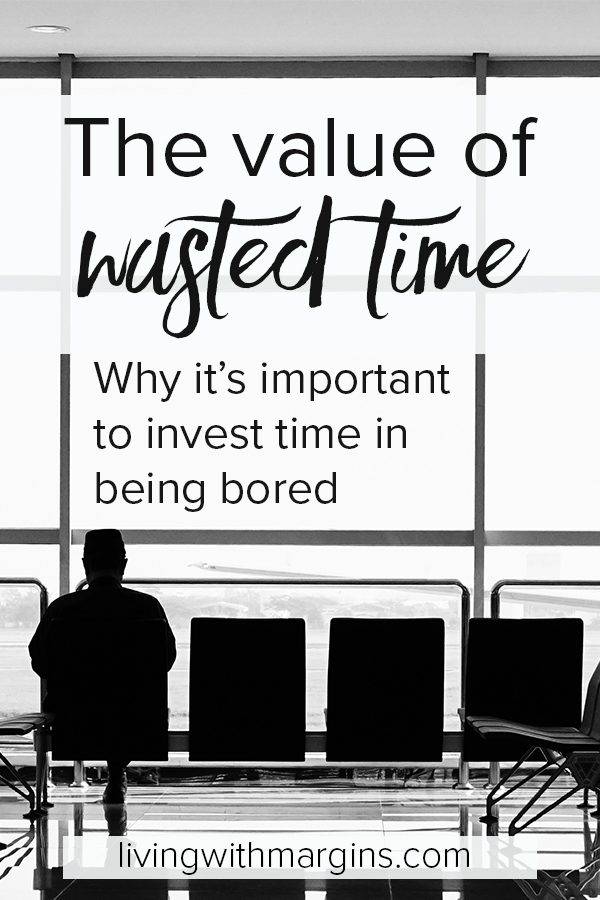 Time is so precious we don't want to waste a moment, but our bodies and minds need time to process, decompress, and rest. There is value in time spent doing absolutely nothing but letting our mind wander aimlessly. Selah #stress #mentalhealth #rest #productivity