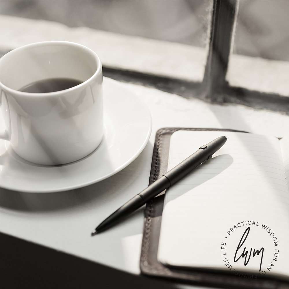 Write down your dream! Create a clear vision of your personal style.