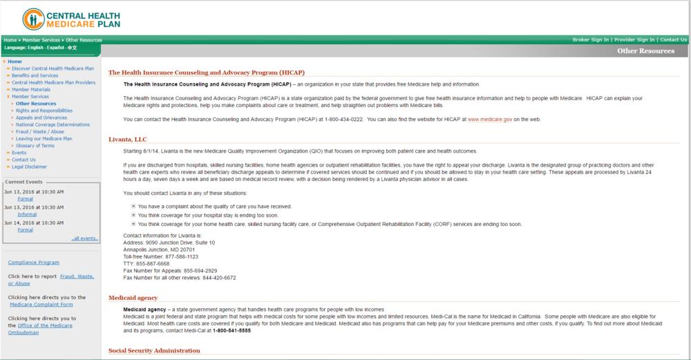 Link 5 - Member Services
