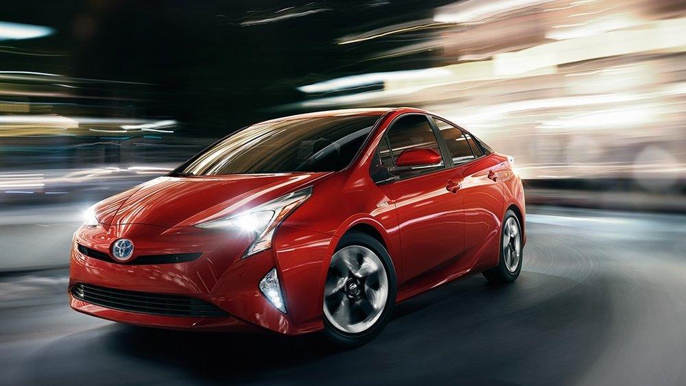 Automotive Dashboard Redesign - Prius