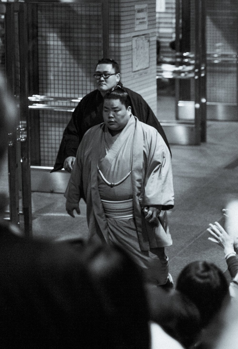 Sumo wrestlers are an extreme example of an Endomorph