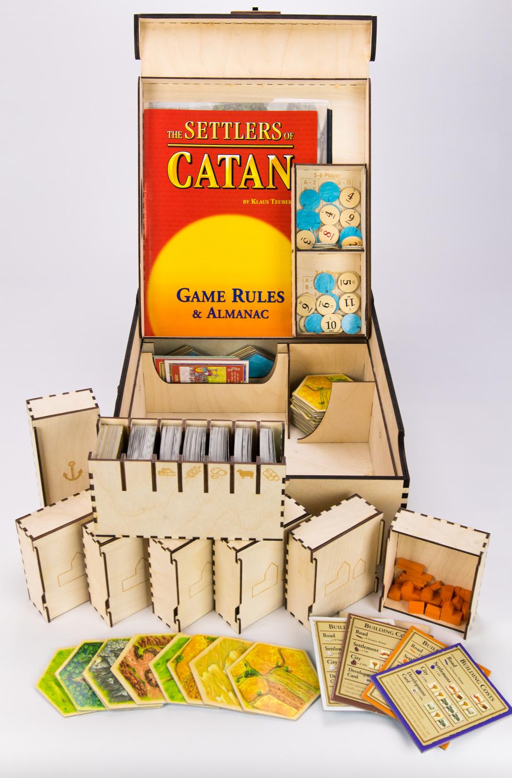 Catan Base Game Box