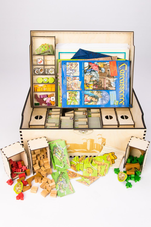 Carcassonne Box