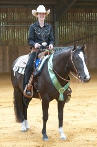 Alison Sherwood and Quees Fury