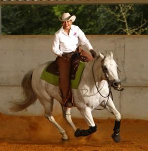Kiki reining