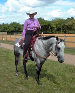 Kiki western riding