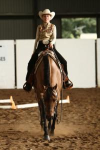 Jessica western riding