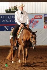 western riding class western pleasure