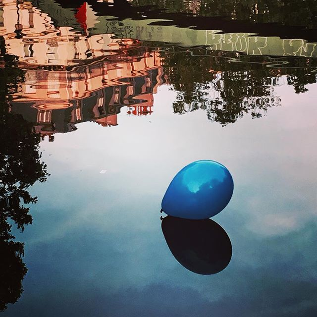 Canal days are Back 💙 🎈💙