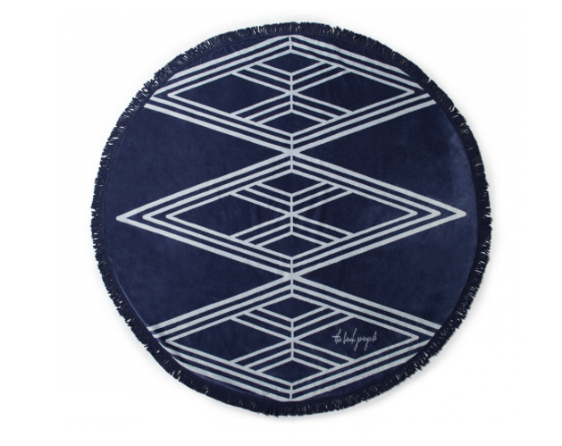 Roundie Towel by The Beach People Available here