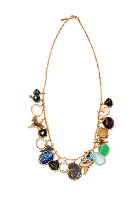 Necklace by Dezso Available here