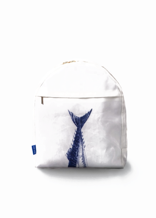 Backpack by Salty Bag Available here