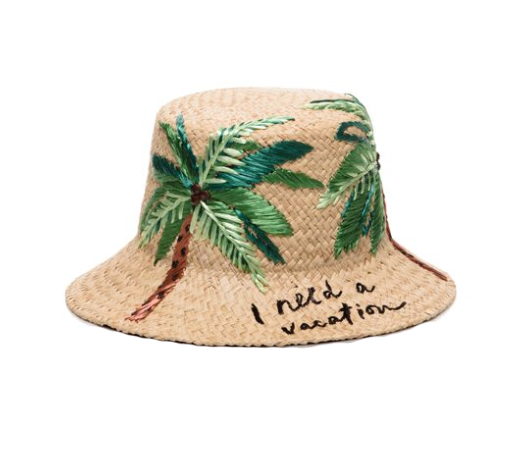 Hat by Kate Spade Available here