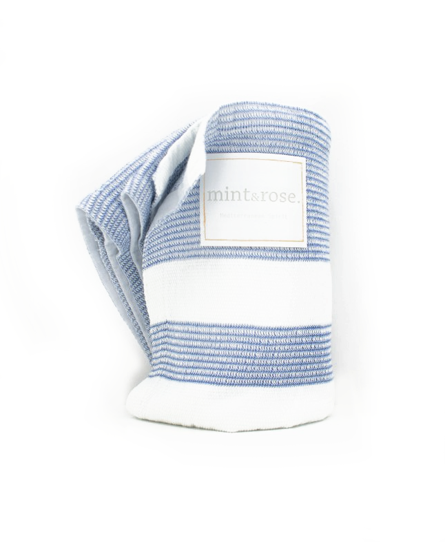 Towel by Mint and Rose Available here