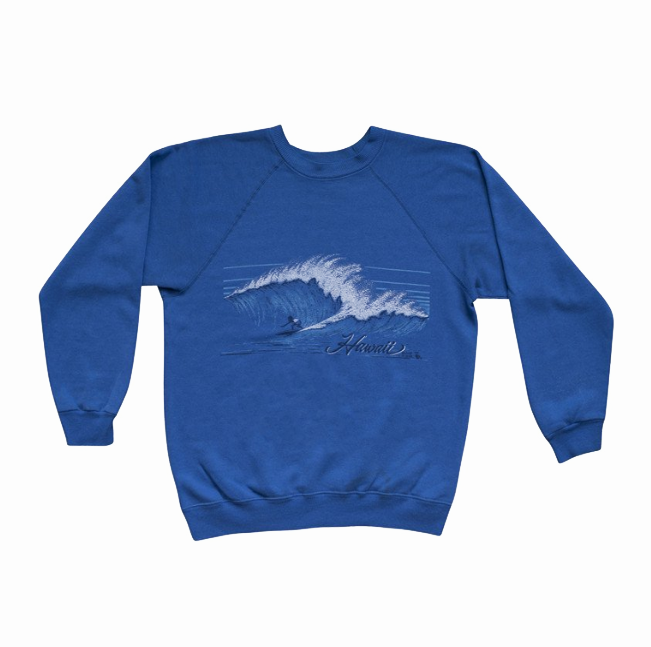 Vintage Surfing Sweatshirt  Available here