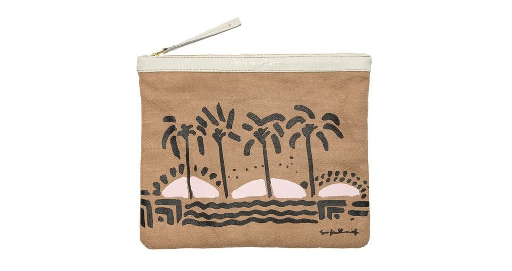 Pouch by Lizzie Fortunato Available here