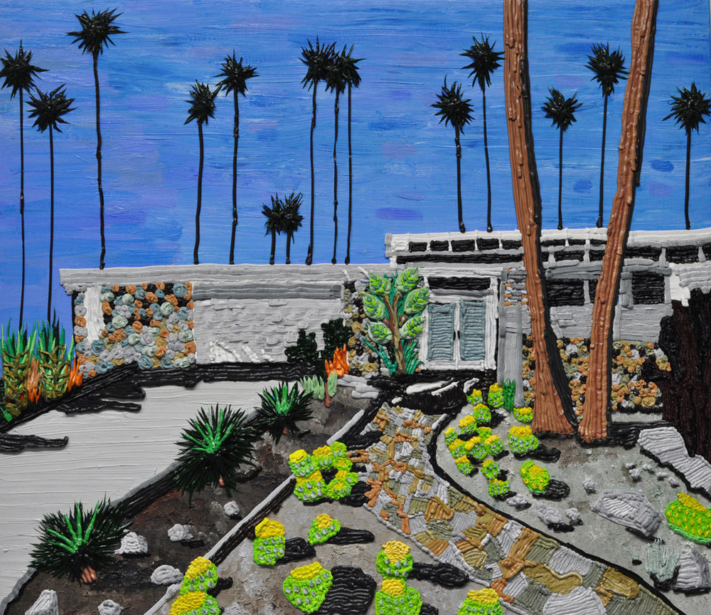 Caroline Larsen - Palm Springs During the Day