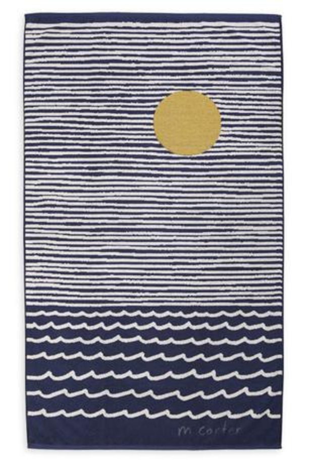 Towel by M.Carter Available here
