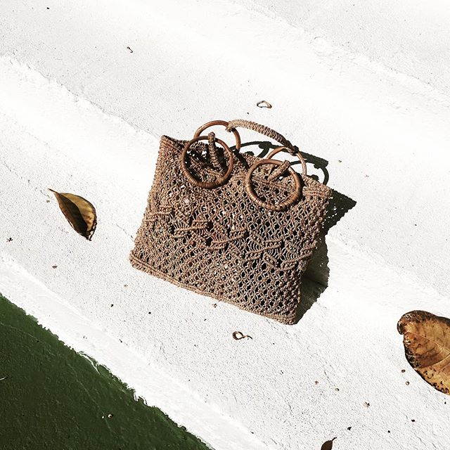 New find ✨ #vintagefinds #vintagetreasures #crochetbag