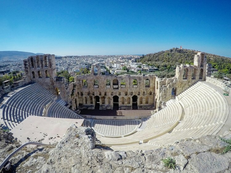 Theater of Herodes Atticus