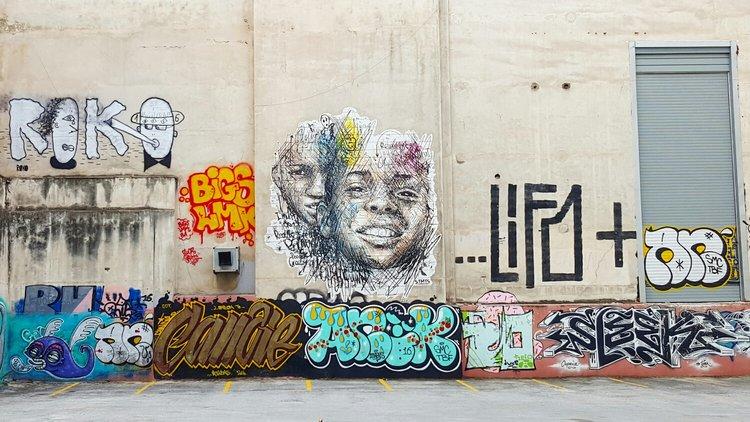 Urban Art in Athens