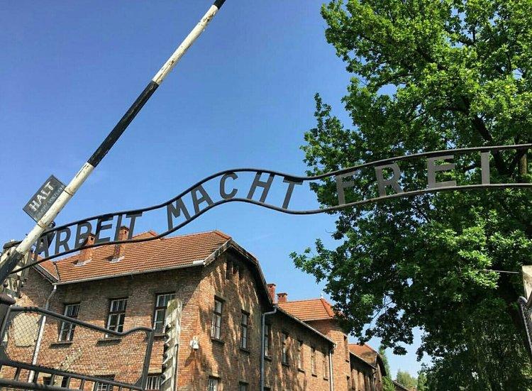 """Arbeit Macht Frei """"Work sets your free"""""""