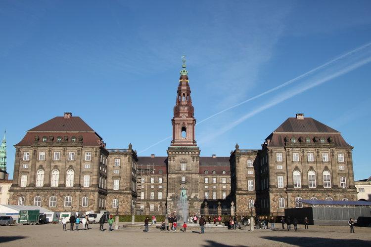 Christiansborg Palace, Copenhagen